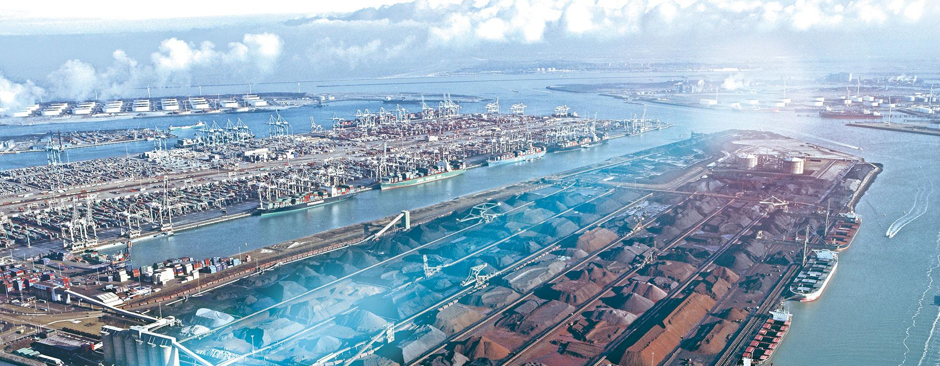Automatisierung von Entladebrücken für Massenschüttgüter