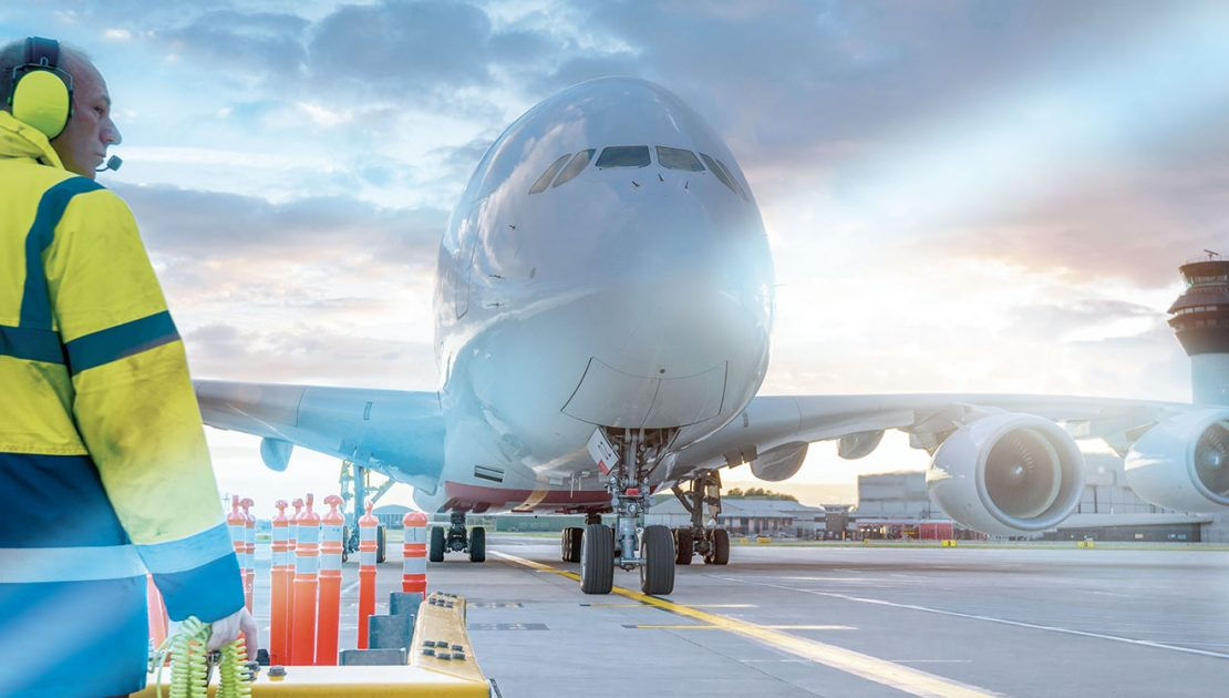 News - Repair of aircraft components made of composite fibers